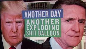 Shit balloon