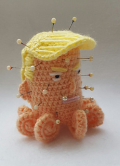 Trumpvoodoopincushion