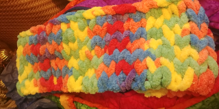 Rainbowloopyarn