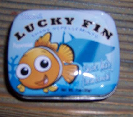 Luckyfin