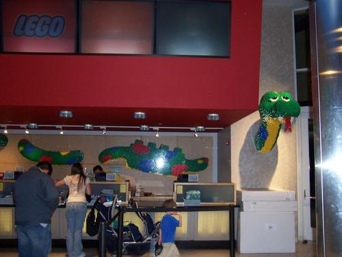 Legoserpent
